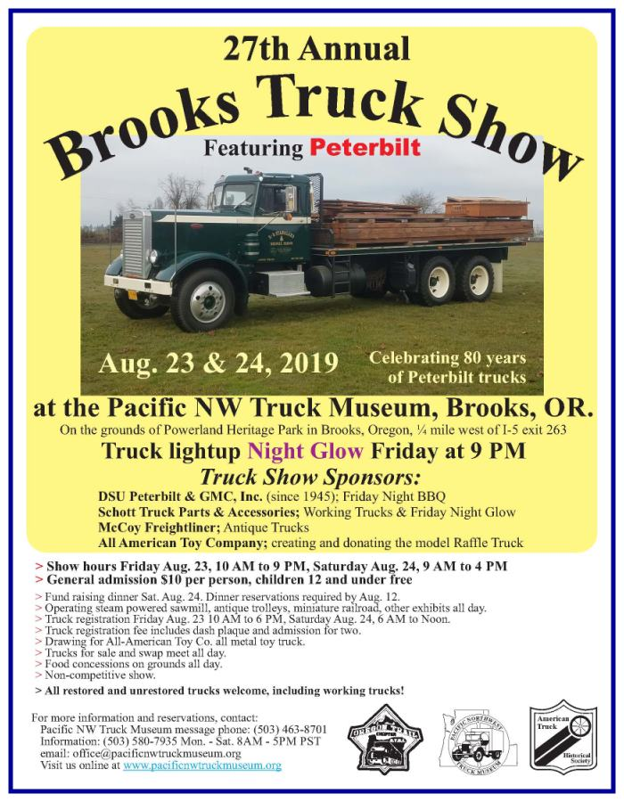 Pacific NW Truck Museum